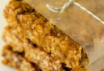 Recipes-Protein Bars and Bites