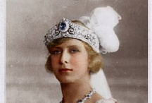 Tiary angielskie - Prince Mary diamond tiara
