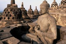Borobudur Temple,Indonesia