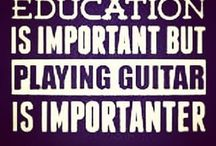 Wonderful and Funny Quote about Guitars