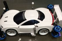 Mini 4WD Tuned by CueSpec