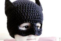 gorros crochet infantiles