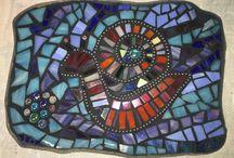 mosaics and stones