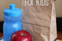 Kid lunches / by Sarah Ward