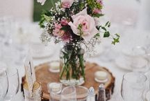 """Woah! Wow! Wonderful! Wedding Centrepieces / """"Oh, aren't they delightful!"""" """"My gosh, will you look at that"""" -- Get the crowds talking with spectacular wedding centrepieces. Oh la la, we are brimming over with inspiration!"""