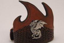 Altguild Leather craft / leather art works that I create at altguild.com