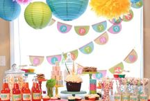 Ideas for Morgan's surprise birthday party (which is now over)