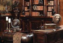 Wnętrze antique