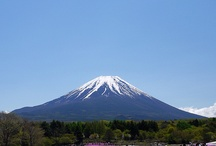 Mount Fuji 〜富士山 / Currently, Mount Fuji is crowded with many tourists.
