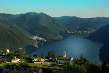Pigra Lake of Como Italy