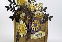 Spectacular Box Card Designs / Wonderful box cards ideas made by others