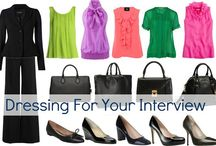 Dress for success / by Linda Collier