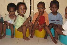 Toilet Training kids
