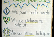 Anchor Chart Central / by Amanda Lucas