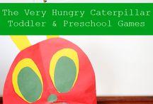 hunger caterpiller