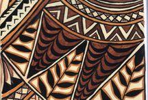 Polynesisk kunst