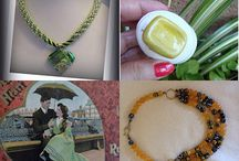 Treasuries from Etsy Great Findings / by Art by A. Fox