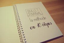 DIY : Bullet Journal