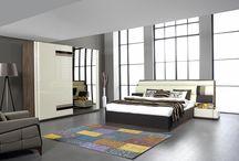 Confort Yatak Odası / Yatak Odası İzmir Ervada Mobilya
