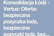 Konsolidacja Łódź