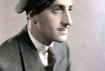 Basil Rathbone / by The Fine Art Diner