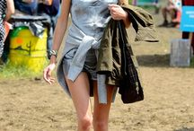 Glastonbury Style 2014 / by The Grand Social