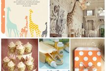 Giraffe baby shower decorations / collection picture of Giraffe baby shower decorations
