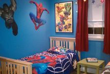 Bedroom; Gabe's