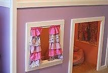 kid's room ideas / by Lindsay Wohlford