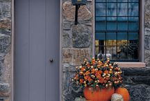 fall decor. . .