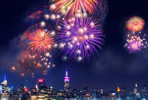 Fireworks / Life is a firework.  You gotta ignite the fuse and make it beautiful!!!