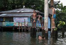 Lekker zwemmen in Bangkok