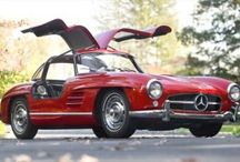 Classics / A selection of classic cars.