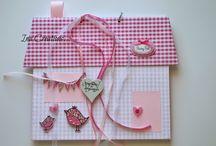 Handmade Crafts / Βιβλια Ευχων Χειροποιητα, Σημειωματαρια