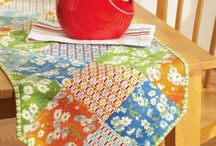 Table toppers / by Sue Hart-Somerville