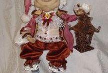 Анастасия Голенева Грунтованый текстиль