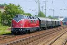 vlaky - Německo