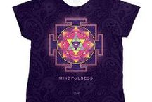 """Yoga & Native American T-Shirts / T-Shirts for the Soul! Gorgeous shirts and vibrant colors, soft to the touch and uniquely designed for the spirit! As Mahatma Gandhi said,  """"In a small way, one can shake the world!"""" So let's shake it!!"""