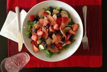 Food / Nice good, good food, healthy food
