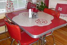 Style - Retro kitchen / 30s-60s ideas