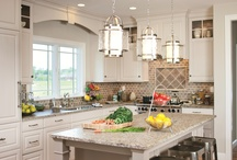Inspired Kitchens / We believe inspired kitchens are stylish, functional and energy efficient. We hope these kitchens inspire you!