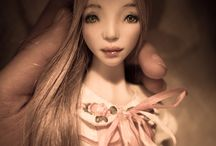 Lida / Handmade Ooak doll by Romantic Wonders - 2015