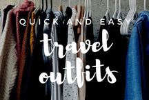 Travel Inspiration | Travel Tips | Travel Outfits