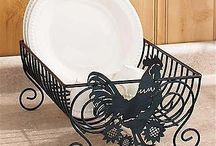 All Things Rooster / Kitchen Accessories
