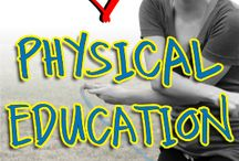 Physical education / by Jennie Cope-Archbold