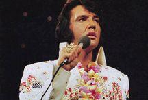 Elvis Presley / by Lynn Poppell