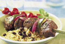 Protein Challenge! / Protein Power Recipes & Tips Protein-packed recipes that are big on taste. Breakfast, Lunch or Dinner. Inspiration for the Protein Challenge and beyond!]  Fiunded by the beef checkoff