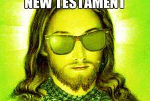 biblical humour