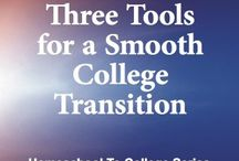 Homeschool To College / Great information about helping your teen transitiion from Homeschool to College!