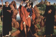 HANS MEMLING (1430 - 1494) / by Christophe Van Der Kruysen
